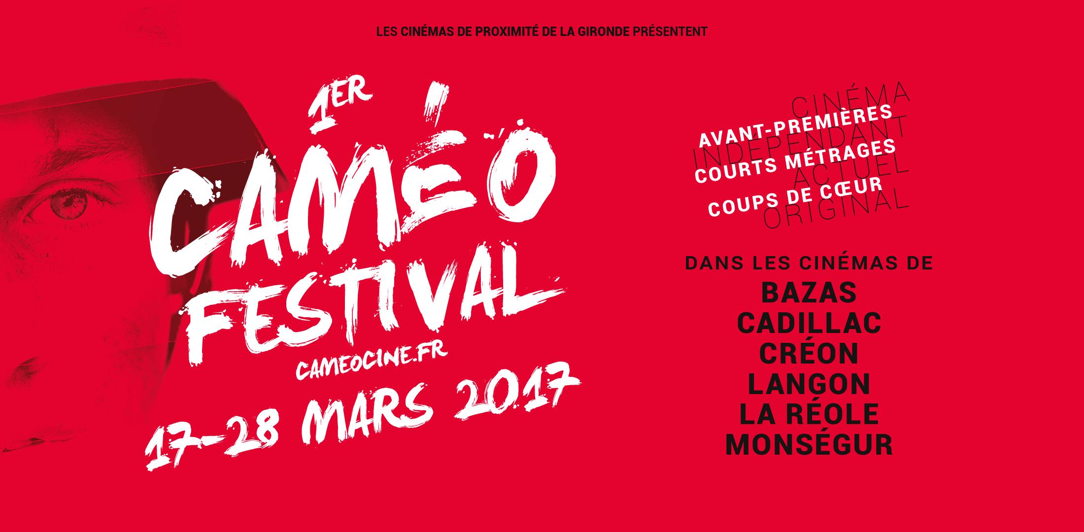 1er CaMéo Festival