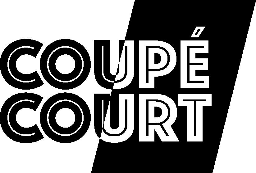 logo - Coupé Court - noir tr