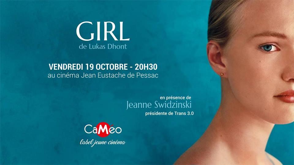 Girl - CaMéo Club à Pessac !