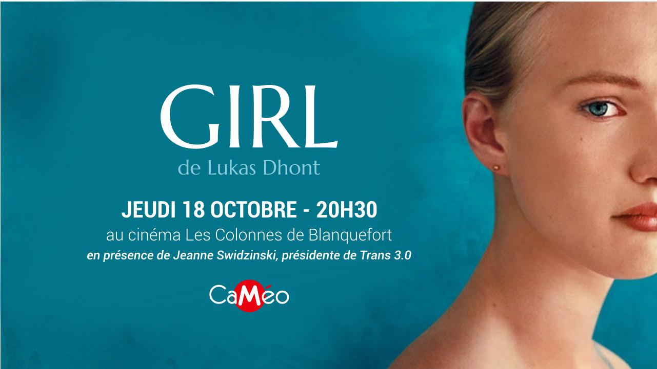 Girl - Soirée CaMéo à Blanquefort!