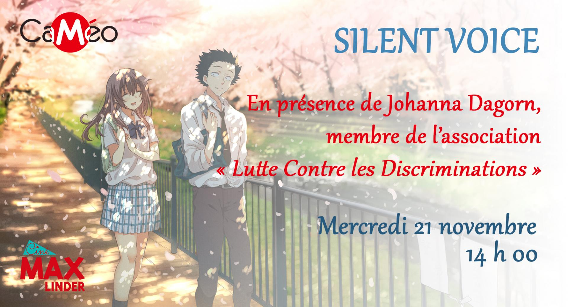 SILENT VOICE A CREON !
