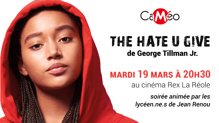 Ciné-débat The hate U Give à La Réole